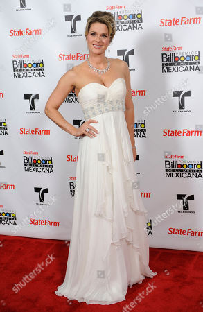 Sonya Smith Sonya Smith poses backstage at the first annual Mexican Billboard Awards, in Los Angeles