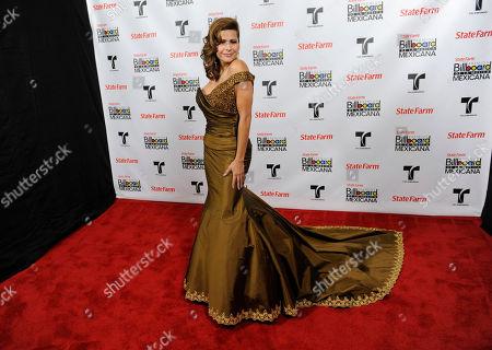 Carmen Jara Carmen Jara poses backstage at the first annual Mexican Billboard Awards, in Los Angeles