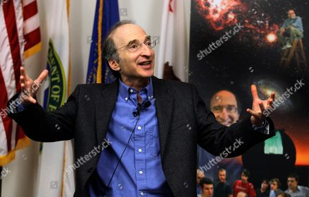 Saul Perlmutter Astrophysicist Saul Perlmutter, who won the Nobel Prizes in Physics, gestures during a news conference, in Berkeley, Calif. The Royal Swedish Academy of Sciences said Perlmutter would share the 10 million kronor ($1.5 million) award with U.S.-Australian Brian Schmidt and U.S. scientist Adam Riess. Working in two separate research teams during the 1990s, Perlmutter in one and Schmidt and Riess in the other, the scientists raced to map the universe's expansion by analyzing a particular type of supernovas, or exploding stars