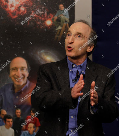 Saul Perlmutter Nobel Prizes winner for physics astrophysicist Saul Perlmutter gestures during a media conference, at the University of California at Berkeley, Calif. The Royal Swedish Academy of Sciences said American Perlmutter would share the 10 million kronor ($1.5 million) award with U.S.-Australian Brian Schmidt and U.S. scientist Adam Riess. Working in two separate research teams during the 1990s, Perlmutter in one and Schmidt and Riess in the other, the scientists raced to map the universe's expansion by analyzing a particular type of supernovas, or exploding stars
