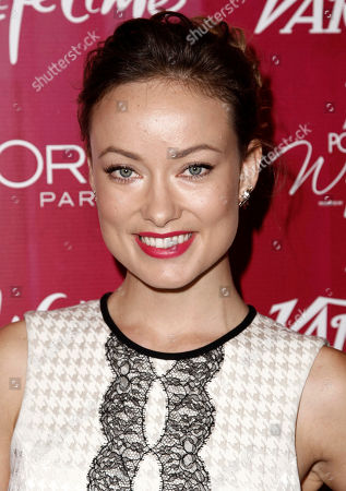 Olivia Wilde Actress Olivia Wilde arrives at Variety's 3rd Annual Power of Women Luncheon in Beverly Hills, Calif. Wilde has finalized her divorce from her husband of eight years. A judge finalized Wilde's split from documentary filmmaker Tao Ruspoli on Sept. 29 in Los Angeles