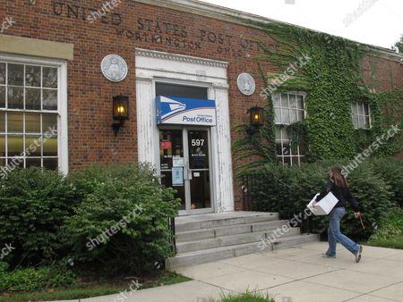 Editorial picture of Postal Service Dark Days, Worthington, USA
