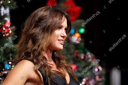 "Danneel Harris Cast member Danneel Harris arrives the premiere of ""A Very Harold and Kumar 3D Christmas"" in Los Angeles, . ""A Very Harold and Kumar 3D Christmas"" opens in theaters Nov. 4, 2011"