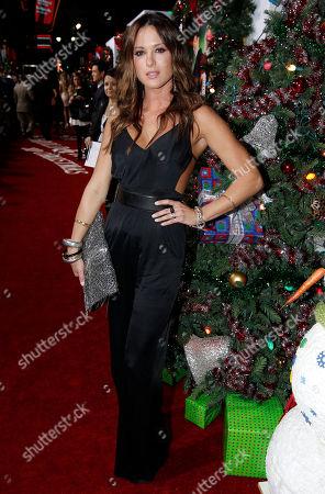 "Danneel Harris Cast member Danneel Harris arrives at the premiere of ""A Very Harold and Kumar 3D Christmas"" in Los Angeles, . ""A Very Harold and Kumar 3D Christmas"" opens in theaters Nov. 4, 2011"
