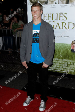 "Cayden Boyd Cast member Cayden Boyd arrives at the premiere of ""Fireflies in the Garden"" in Los Angeles, . ""Fireflies in the Garden"" opens in theaters Oct. 14, 2011"