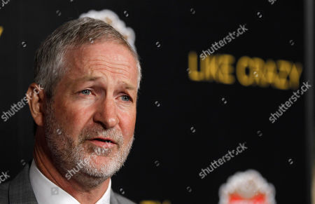 """Stock Photo of Oliver Muirhead Cast member Oliver Muirhead arrives at the premiere of """"Like Crazy"""" in Los Angeles, . """"Like Crazy"""" opens in theaters Oct. 28, 2011"""