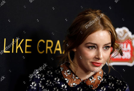 """Keeley Hazell Cast member Keeley Hazell arrives at the premiere of """"Like Crazy"""" in Los Angeles, . """"Like Crazy"""" opens in theaters Oct. 28, 2011"""