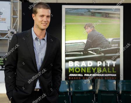 Editorial photo of Premiere Moneyball, Oakland, USA