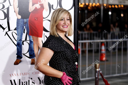 """Karyn Bosnak Author Karyn Bosnak arrives at the premiere of """"What's Your Number?"""" in Los Angeles, . """"What's Your Number?"""" opens in theaters Sept. 30, 2011"""