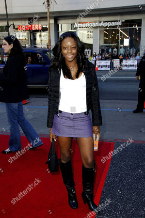 Editorial photo of 'Unaccompanied Minors' film premiere presented by Warner Brothers, Los Angeles, America - 02 Dec 2006