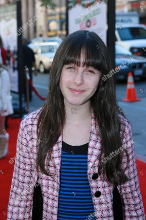 Editorial picture of 'Unaccompanied Minors' film premiere presented by Warner Brothers, Los Angeles, America - 02 Dec 2006