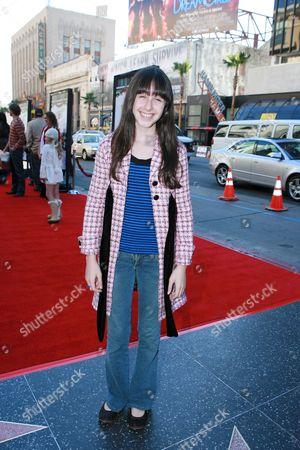 Stock Photo of Cassidy Lehrman