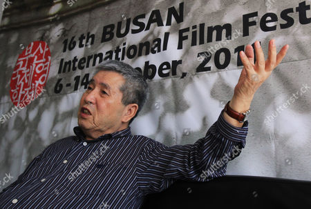 Im Kwon-taek South Korean director Im Kwon-taek speaks in an interview with The Associated Press during the Busan International Film Festival in Busan, South Korea, . Im said he did not imagine he would be so successful when he was a boy selling combat boots on the streets of Busan while the city was besieged by North Korean forces in a 1950 attack