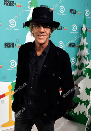 """Stewart Copeland Drummer Stewart Copeland poses at the 15th anniversary party for the animated television series """"South Park,"""", in Santa Monica, Calif"""