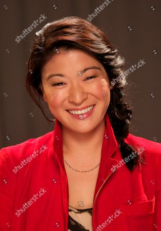 "Actress Jennifer Lim, star of the Broadway production ""Chinglish,"" is shown. Lim, who is half Chinese and half Korean and speaks both Mandarin and Cantonese, is attracting a lot of attention in David Henry Hwang's new bilingual comedy"