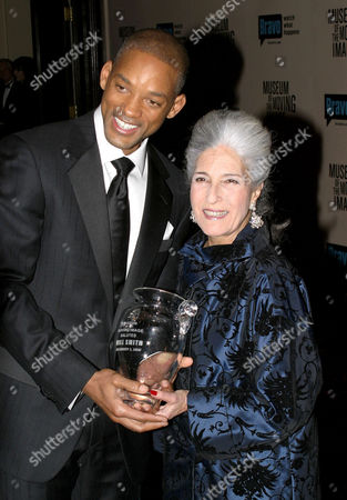 Will Smith and Rochelle Slovin