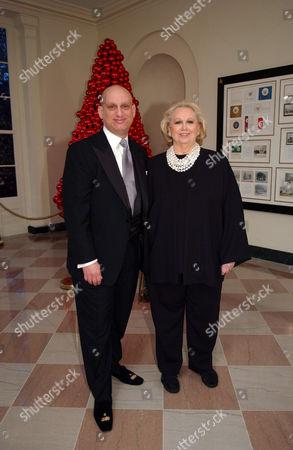 Stock Image of Adam LeGrant and Barbara Cook