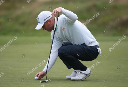 Editorial picture of British Masters, PGA European Tour, The Grove Golf Club, UK - 14 Oct 2016