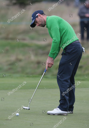 Editorial image of British Masters, PGA European Tour, The Grove Golf Club, UK - 14 Oct 2016
