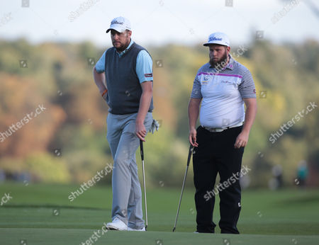 Editorial photo of British Masters, PGA European Tour, The Grove Golf Club, UK - 16 Oct 2016