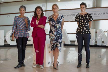 Editorial picture of '150 Milligrams' film photocall, 64th San Sebastian Film Festival, Spain - 13 Oct 2016
