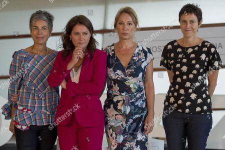 Editorial photo of '150 Milligrams' film photocall, 64th San Sebastian Film Festival, Spain - 13 Oct 2016