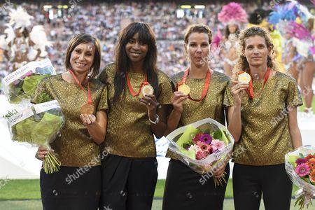 Editorial photo of AG Insurance Memorial Van Damme IAAF Diamond League athletics, Brussels, Belgium - 09 Sep 2016