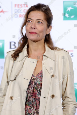 Editorial picture of 'Nature is Speaking'  photocall, Rome Film Festival, Italy - 13 Oct 2016