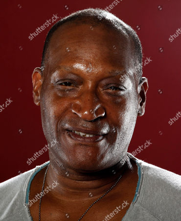 """Tony Todd Actor Tony Todd, from """"Sushi Girl"""", poses for a portrait at the LMT Music Lodge during Comic Con in San Diego"""
