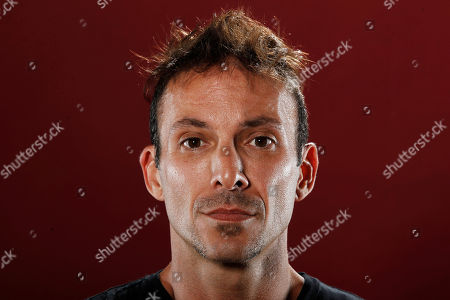 """Stock Photo of Noah Hathaway Actor Noah Hathaway, from """"Sushi Girl"""", poses for a portrait at the LMT Music Lodge during Comic Con in San Diego"""