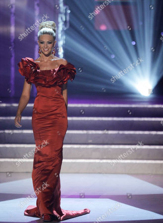 Courtney Hope Turner Courtney Hope Turner, Miss South Carolina competes in the evening gown competition during the 2011 Miss USA pageant, in Las Vegas