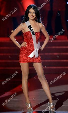 Editorial photo of 2011 Miss USA, Las Vegas, USA
