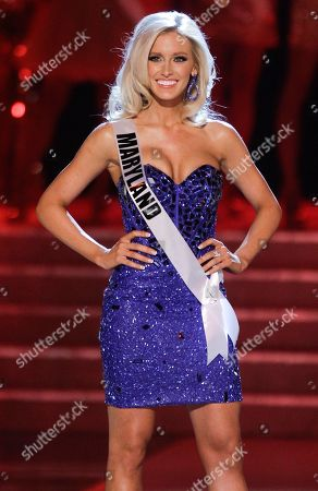 Allyn Rose Allyn Rose, Miss Maryland, competes in the Miss USA pageant, in Las Vegas