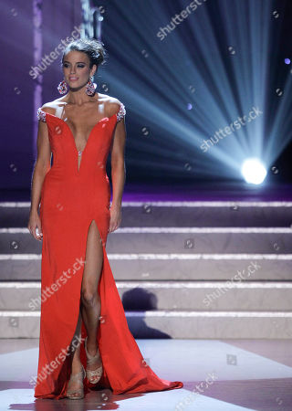 Editorial image of 2011 Miss USA, Las Vegas, USA