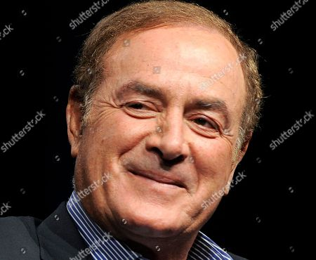 Al Michaels, Chris Collinsworth Showing NBC Sports announcer Al Michaels in Beverly Hills, Calif. Police in Southern California say that Michaels has been arrested on suspicion of drunken driving. Santa Monica police Sgt. Thomas McLaughlin says Michaels was taken into custody Friday night, April 19, 2013. McLaughlin could provide no additional details