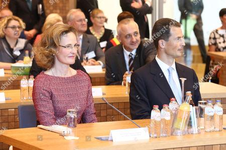 Princess Sophie of Isenburg von Wittelsbach, Prince Heritier Alois von und zu Liechtenstein