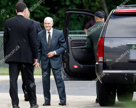 Brent Scowcroft Former National Security Adviser Brent Scowcroft arrives for the funeral of former first lady Betty Ford at Grace Episcopal Church in Grand Rapids, Mich