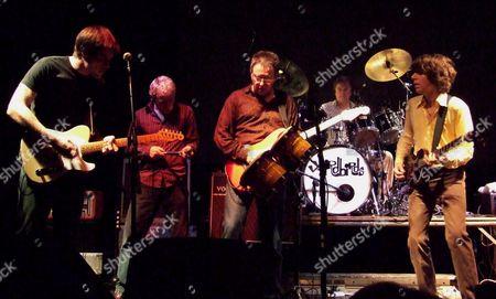 The Yardbirds - Ben King, Billy Boy Miskimmin, Gypie Mayo, Jim McCarty and John Idan