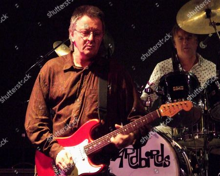 Editorial image of The Yardbirds in concert at The Cheese and Grain in Frome, Somerset, Britain - 04 Dec 2006