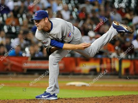 Kerry Wood Chicago Cubs relief pitcher Kerry Wood in a baseball game against the Houston Astros, in Houston