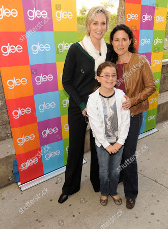 Editorial picture of Glee Sing-A-Long Event, Santa Monica, USA