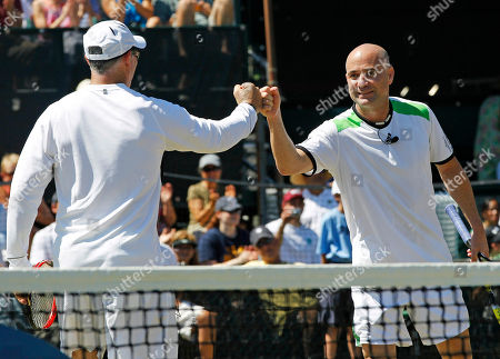 Editorial picture of Hall Of Fame Tennis, Newport, USA