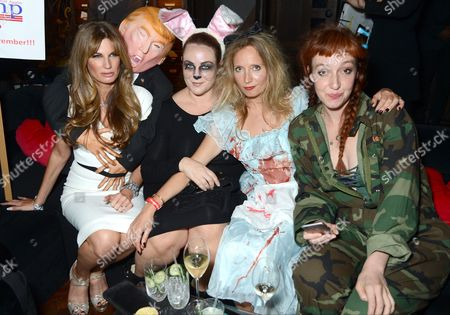 Editorial picture of The UNICEF Halloween Ball, London, Britain - 13 Oct 2016