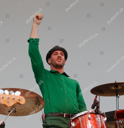 Dan Konopka OK Go's Dan Konopka performs during the Lollapalooza music festival at Grant Park in Chicago