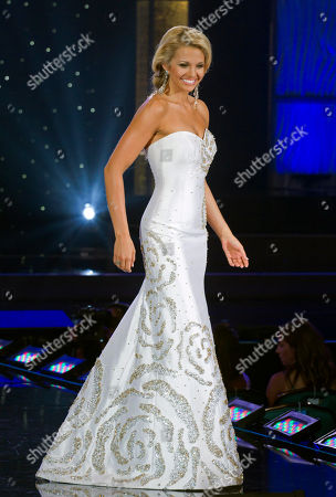 Danielle Doty Danielle Doty, 18, of Harlingen, Texas walks the stage in the evening gown segment of the Miss Teen USA 2011 beauty pageant in Nassau, Bahamas, . Doty was crowned Miss Teen USA 2011