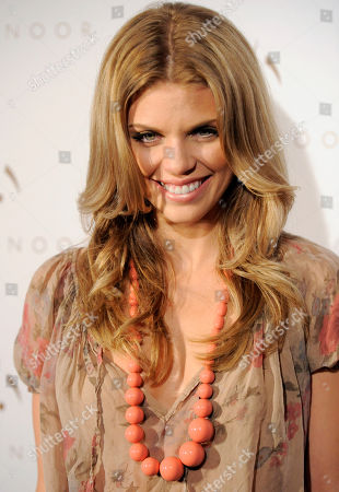 AnnaLynne McCord Actress AnnaLynne McCord arrives at the Noon by Noor launch event in West Hollywood, Calif., . Noon by Noor is a fashion collection designed by Kingdom of Bahrain royalty Noor Rashid Al Khalifa and Haya Mohammed Al Khalifa