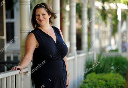 Jennifer Weiner Author/television producer Jennifer Weiner poses for a portrait at CBS Studios in Los Angeles