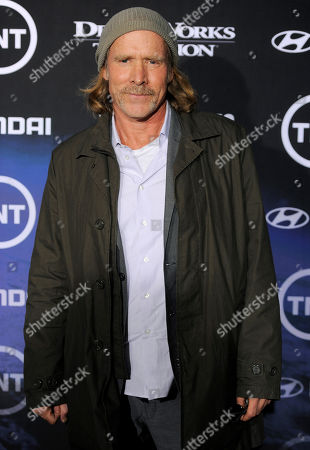 """Will Patton Will Patton, a cast member in """"Falling Skies,"""" poses at the premiere screening of the new series in West Hollywood, Calif"""