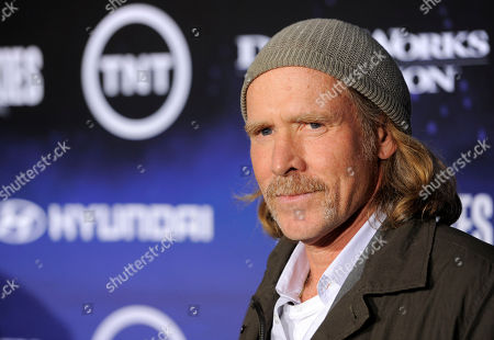 """Will Patton Will Patton, a cast member in """"Falling Skies,"""" poses at the premiere screening of the new TNT series in West Hollywood, Calif"""