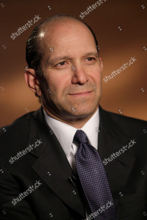 Howard Lutnick This photo, shows Cantor-Fitzgerald CEO Howard Lutnick during an interview with the Associated Press in New York